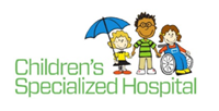 Logo for Children's Specialized Hospital