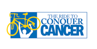 Logo for The Ride to Conquer Cancer