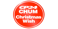 Logo for the CP24 CHUM Christmas Wish