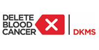 Logo for Delete Blood Cancer Organization