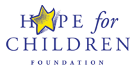 Logo for the Hope for Children Foundation