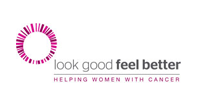 Logo for Look Good Feel Better Organization