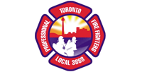 Logo for The Toronto Professional Fire Fighters' Association