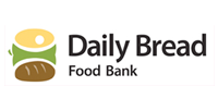 Logo for the Daily Bread Food Bank